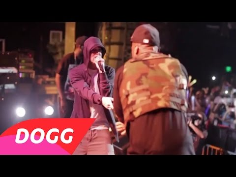 (2012) 50 Cent ft. Eminem - Patiently Waiting Live (Subtitulos Español) | SXSW Austin