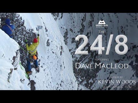 Dave MacLeod's 24/8 Challenge