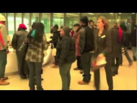 FLY Trauma Center Protest