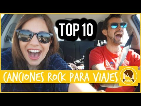 TOP 10 Hard Rock (en inglés)   Carpool Karaoke