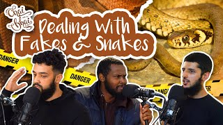 #54 Dealing With Fakes And Snakes || Chai With My Bhai