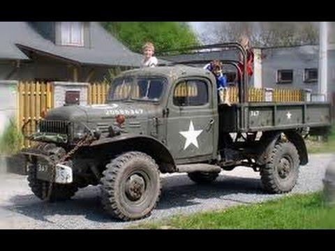 Dodge WC 61 .Anton Avtoman