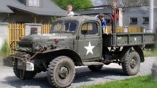Dodge WC 61 .Anton Avtoman