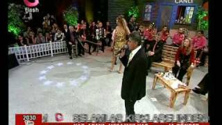 salih karaman sandalcı,roman show