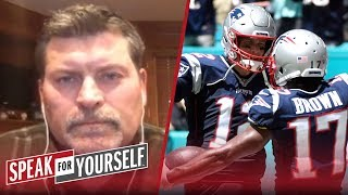 Brady will be motivated to 'stick it' to Patriots, talks AB – Schlereth | NFL | SPEAK FOR YOURSELF
