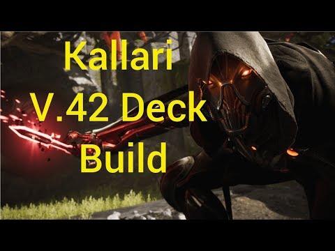 Kallari Patch V.42 Deck Build & Guide: Crazy Damage Build
