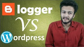 {HINDI} what is the major difference between blogger and wordpress || Choosing the Right Platform