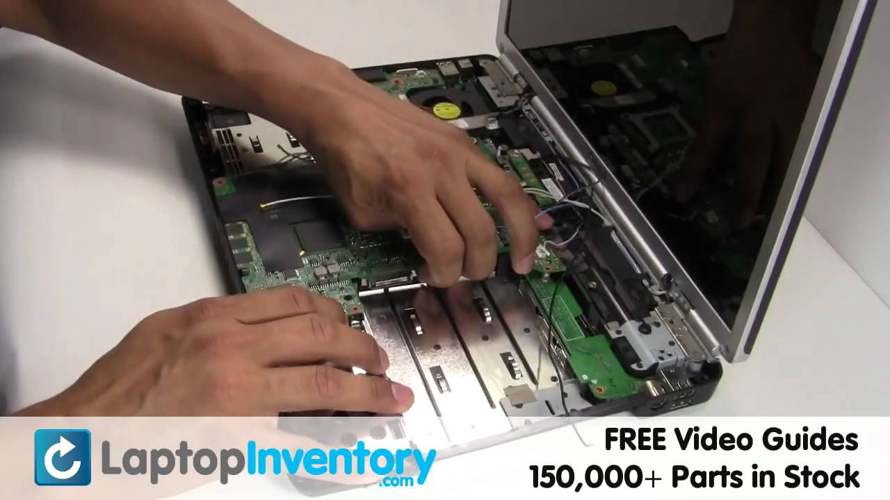Dell Inspiron 1525 1545 Motherboard Replacement Repair