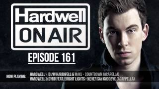 Hardwell On Air 161 - Ultra Music Festival 2014 Liveset