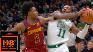 Cleveland Cavaliers vs Boston Celtics 1st Half Highlights | 11.30.2018, NBA Season