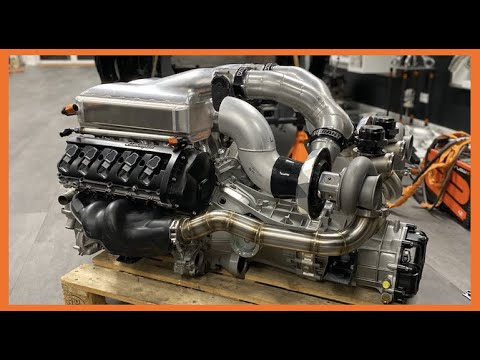How to build a 2000HP Lamborghini Engine l Part 1 l Subi-Performance