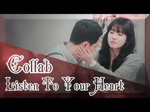 ❥ Asian Drama Collab № 4    Listen To Your Heart ♥