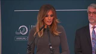 First Lady OK with jeers over anti-bullying stance