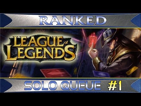 RANKED SOLO QUEUE #1 (LEAGUE OF LEGENDS HD)