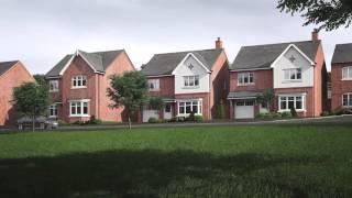Miller Homes - Oaklands Park - Ashbourne - Derbyshire