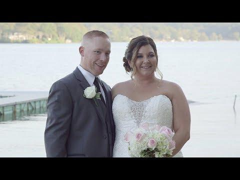 Kristi + Kenneth: Bournedale Function Facility Wedding Film - Plymouth, MA