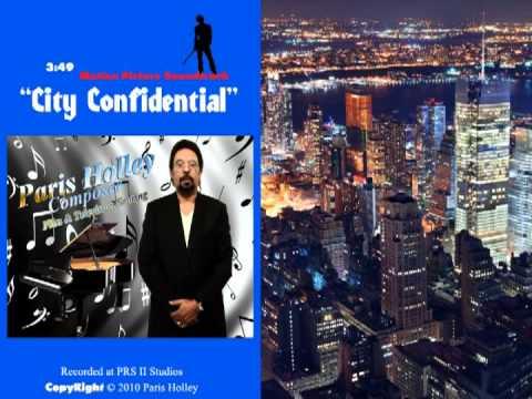 """PARIS"" (Holley)""City Confidential"""