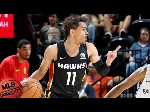 Atlanta Hawks vs Memphis Grizzlies Full Game Highlights / July 2 / 2018 NBA Summer League