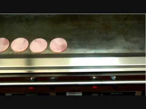 how to make mcdonald egg folds