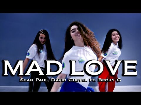 Sean Paul, David Guetta - Mad Love ft. Becky G  - Dance Cover