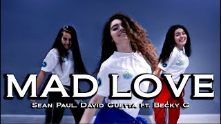 Sean Paul, David Guetta - Mad Love ft. Becky G - Dance Cover