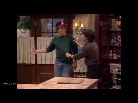 Family Ties - Full Greg Scene