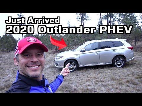Just Arrived: 2020 Mitsubishi Outlander PHEV