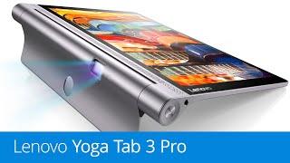 Lenovo Yoga Tab 3 Pro (recenze)