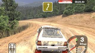Colin Mcrae Rally 2005 - PC LONGPLAY - Legends of Rally Championship