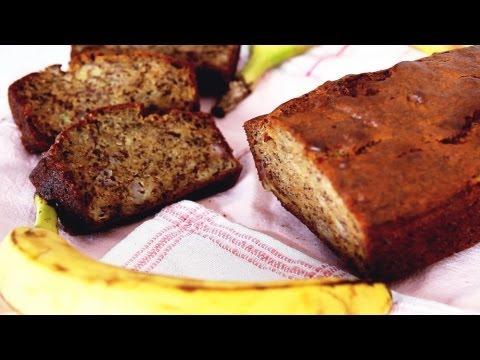Rezept: Amerikanisches Bananenbrot (Banana Bread)