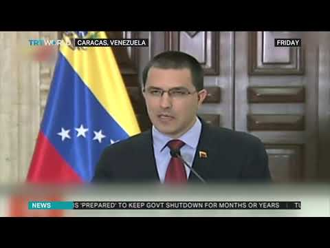 Venezuela accuses Lima Group of orchestrating US-backed coup