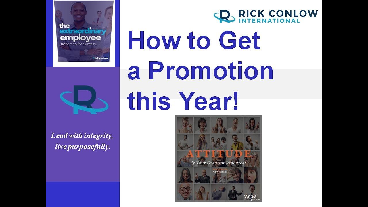 how to get a promotion in your job this year how to get a promotion in your job this year