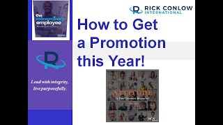 How to get a Promotion in Your Job This Year