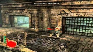 LEGACY OF KAIN DEFIANCE WALKTHROUGH HD PART 1