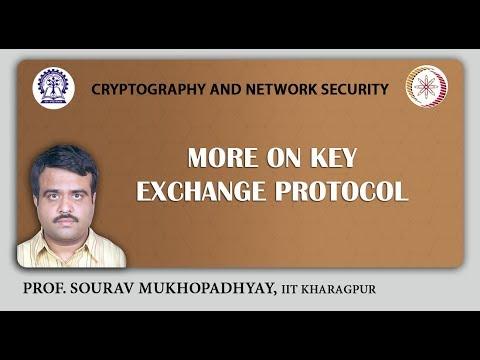 More on Key Exchange Protocol