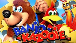 Banjo Kazooie - Mad Monster Mansion - Play Time!