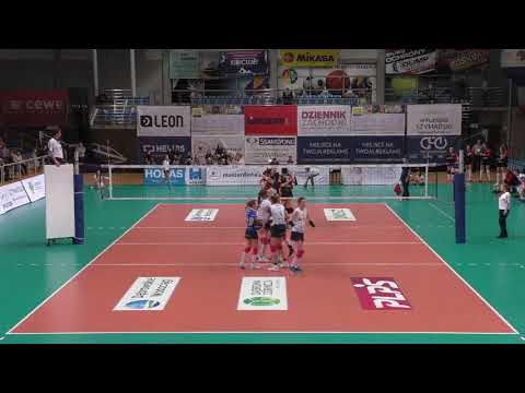 Magdalena Gryka SETTER Polish League 2017-2018 nr 11 black shirt