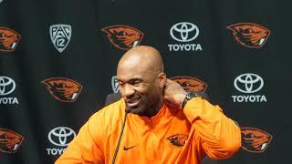 Oregon State Football: Post Game Press Conference vs Arizona State