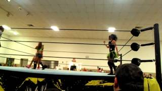 Emma vs Audrey Marie vs Skyler Moon