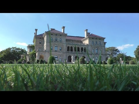 The Breakers - Vanderbilt Mansion - Newport, Rhode Island