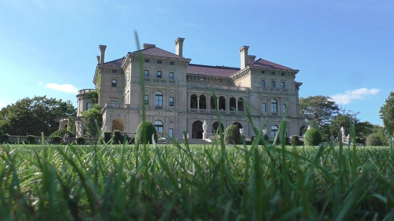 Mansions In Newport Beach Rhode Island