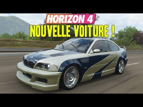 Forza Horizon 4 Nouvelle Voiture Bmw M3 Gtr Youtube