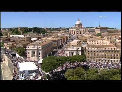 Benedict XVI beatifies John Paul II. Mass  1.05.2011