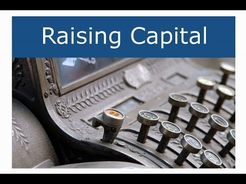 Financing Your Business: Venture Capital