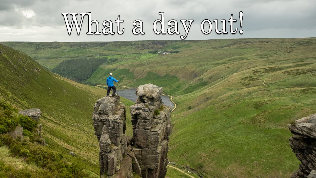 What a Day Out - Landscape Photography - Peak District