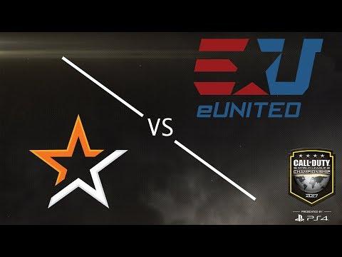 eUnited vs Allegiance - CWL Championship 2017 - Day 4