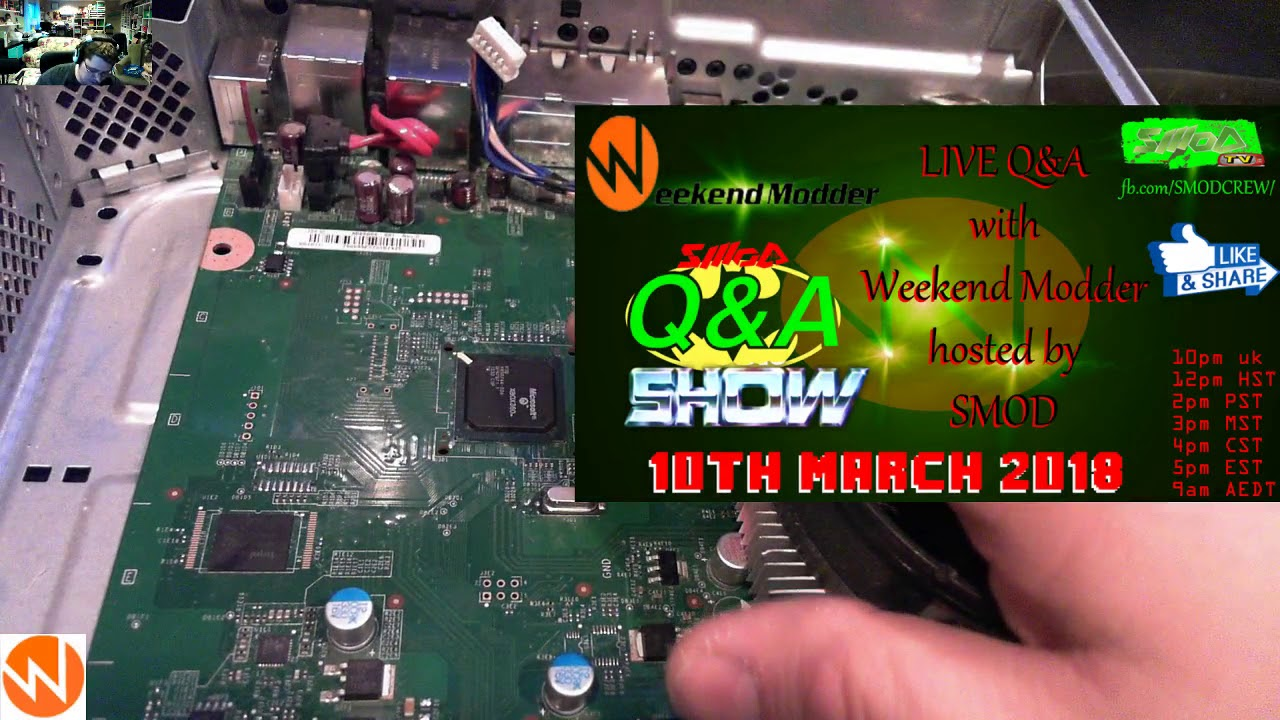 Promotional Video - Upcoming live stream Q&A on Saturday March 10th 3pm MST