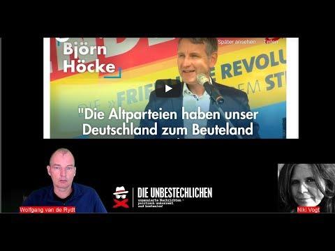 Freie deutsche Presse News: Machtkampf in der AfD u.a.