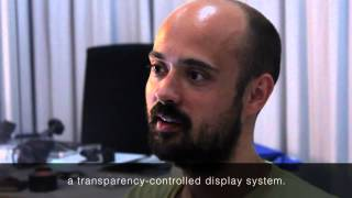 Tracs: Transparency-control for See-through Displays