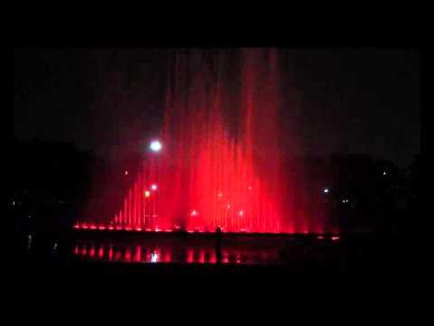 Jaipur musical fountain....Rang de basanti